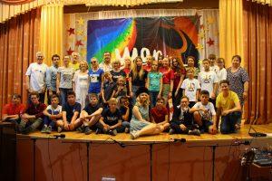 Участники ШАПки-2019